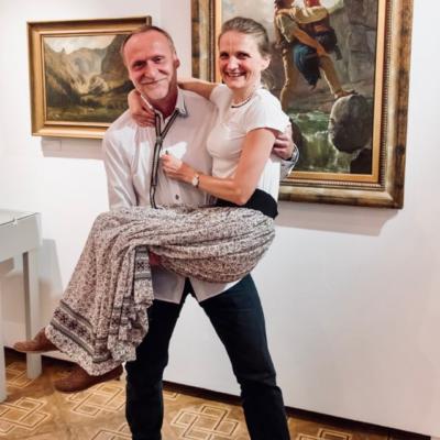 Zofia i Paweł Witaszkowie